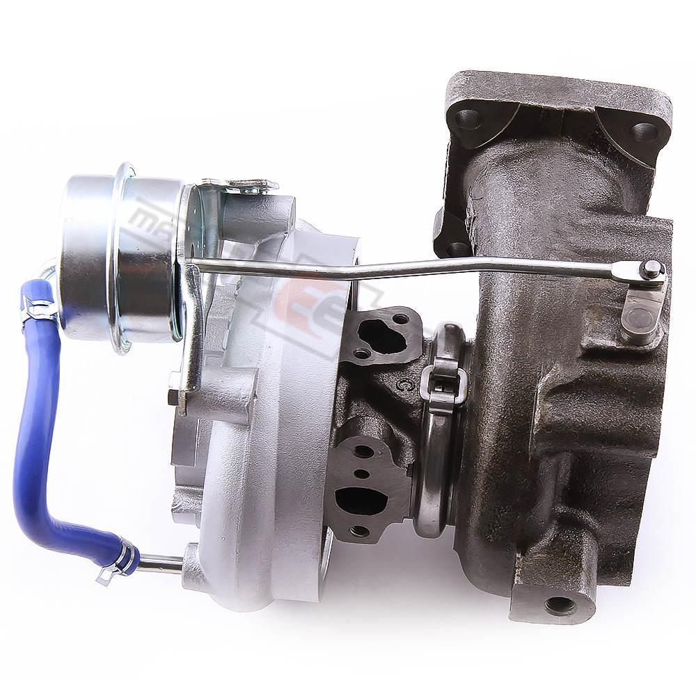 CT26 Turbo Cargador turbocompresor compatible para Toyota Land Cruiser 4.2L 1HD-FTE 17201-17040