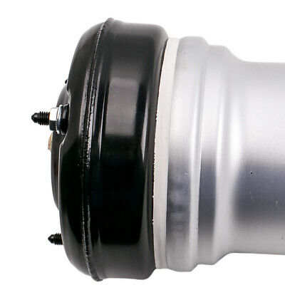 2 Front Air Suspension Shock + Air Pump for Mercedes Benz S Class W220 S430 S500
