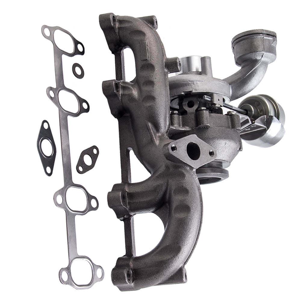 Compatible para Audi Seat Skoda VW1.9TDI 77kw 54399900022 03G253014F 038253014G Turbocompresor