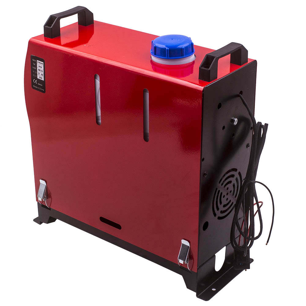 Air Diesel Heater 2KW-5KW 12V 5000W Chauffage de l'air pour Caravane Camion Bus