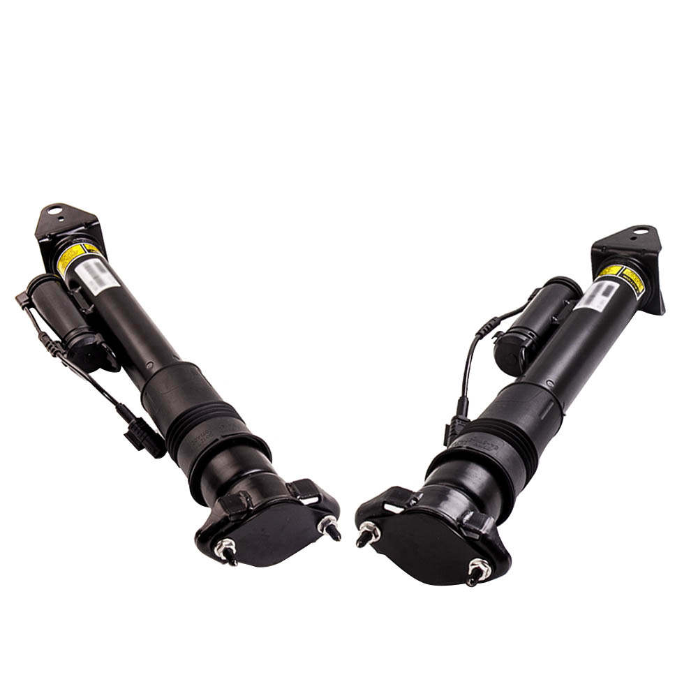 2 x shock absorbers ARRIÈRE avec ADS + 2 x air springs For Mercedes R class W25