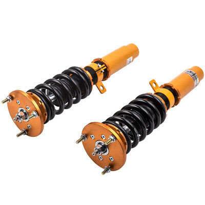 For BMW Z4 E85 2002-2008 Adjustable Damper Shock Absorbers Struts Kit Coilovers