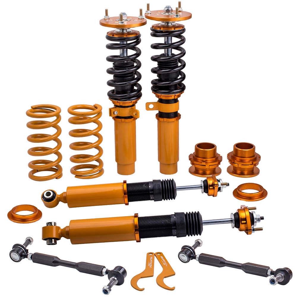 Coilover Kits compatible para BMW E85 Z4 Roadster 02-08 Suspensión Amortiguador Coil Spring