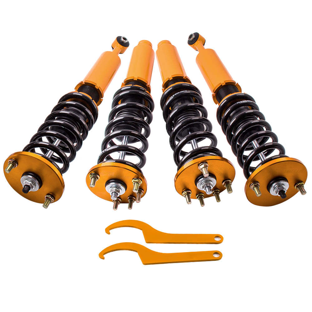 2004-08Acura TSX EASYBERG Coilovers Suspension Kit for 2003-2007 Honda Accord LX EX DX SE