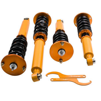 For Nissan Skyline GTST R33 Adjustable Height Coil Strut Coilovers Spring Strut