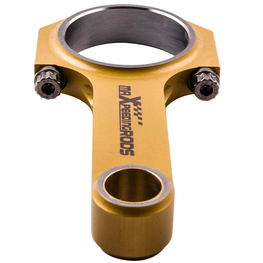 For Porsche 911 Carrera 3 3.0L H6 Connecting Rod - 1 Piece of High Performance 4340 EN24 Titanizing H-Beam Conrod