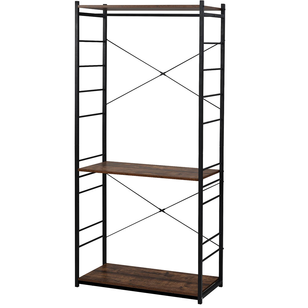 Shoe Stand Coat Rack Stand Metal Hall Tree Industrial Style Entryway Organiser Storage Shelf for Clo