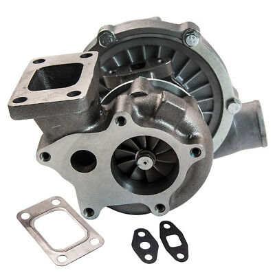 T04E T3/T4 .63 AR 50 Trim Turbo/TurboCharger + 1-30 PSI Boost Controller