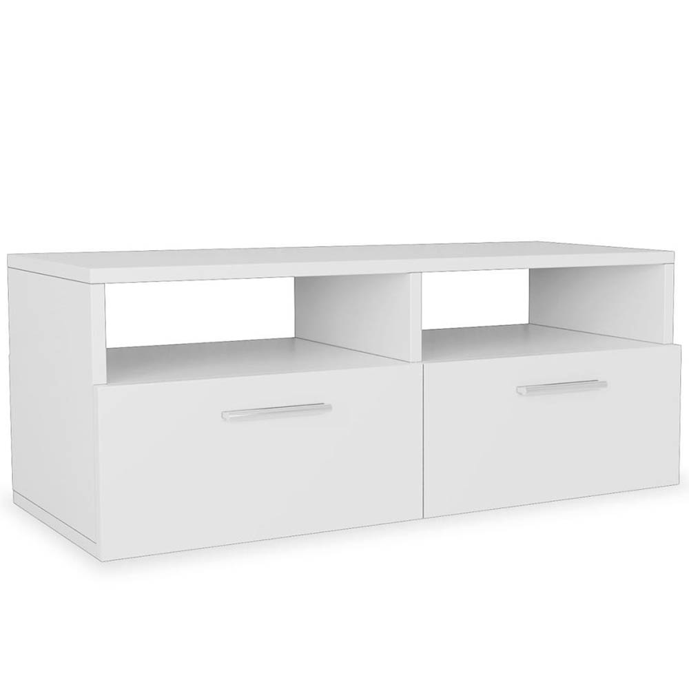 TV Stand Cabinet Cabinet for Living Room Bedroom White