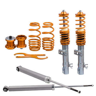 Coil Spring Over Strut for VW NSF TypAA PQ12 Coilover Coilovers Shock Absorber