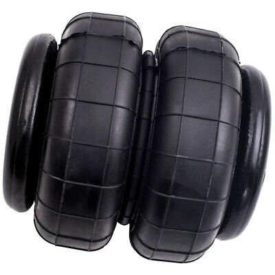 Air Suspension Bellow Bag Standard 2500 lb Heavy Duty Part 1/2npt Single Port