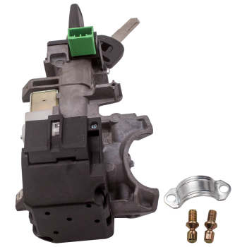 For Honda Civic 2003 - 2005 48 chips and 2 KEYS Ignition Switch Cylinder Lock Auto Trans