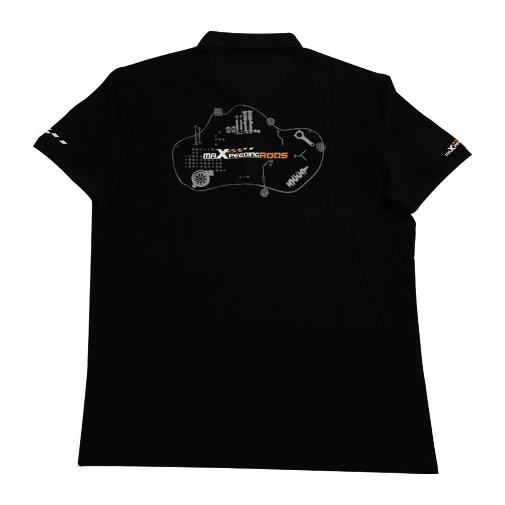 Maxpeedingrods Logo T-Shirts XL