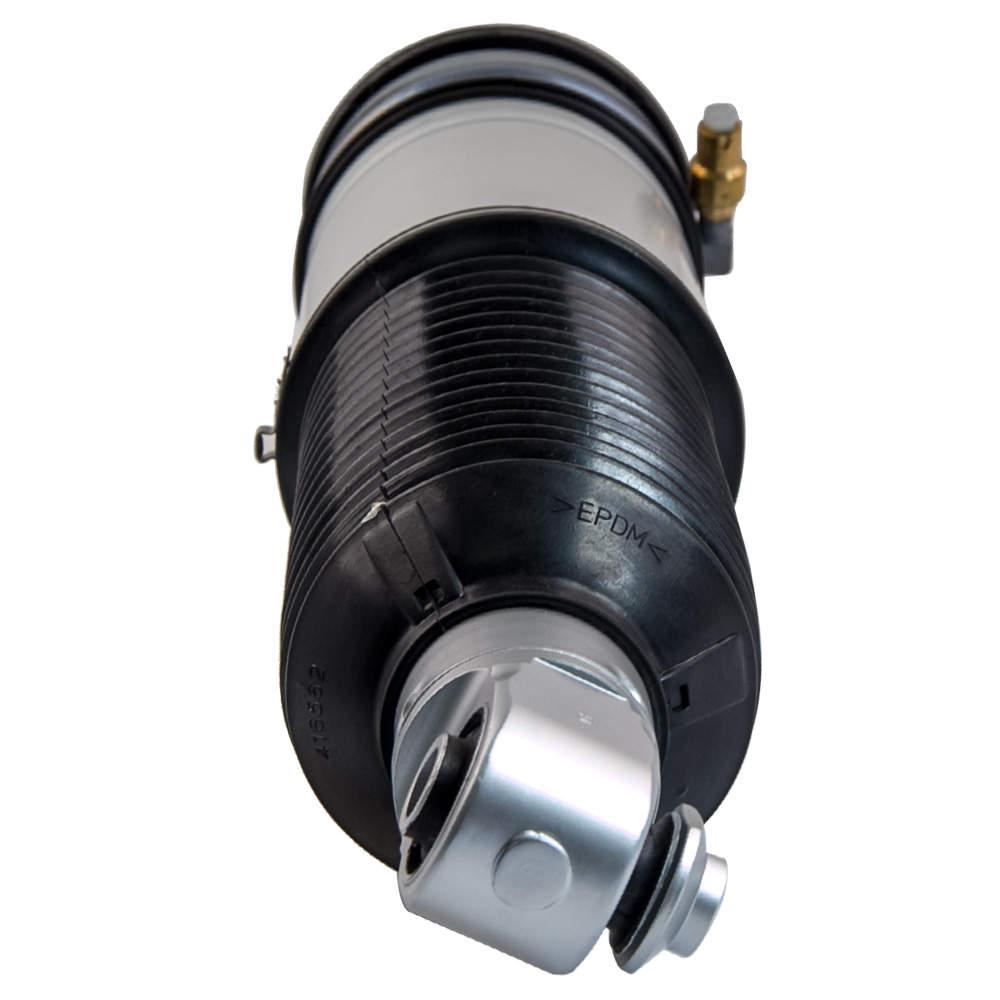 1x Amortiguador de suspensión neumática trasera derecha compatible para BMW 745i E65 E66 37126785538