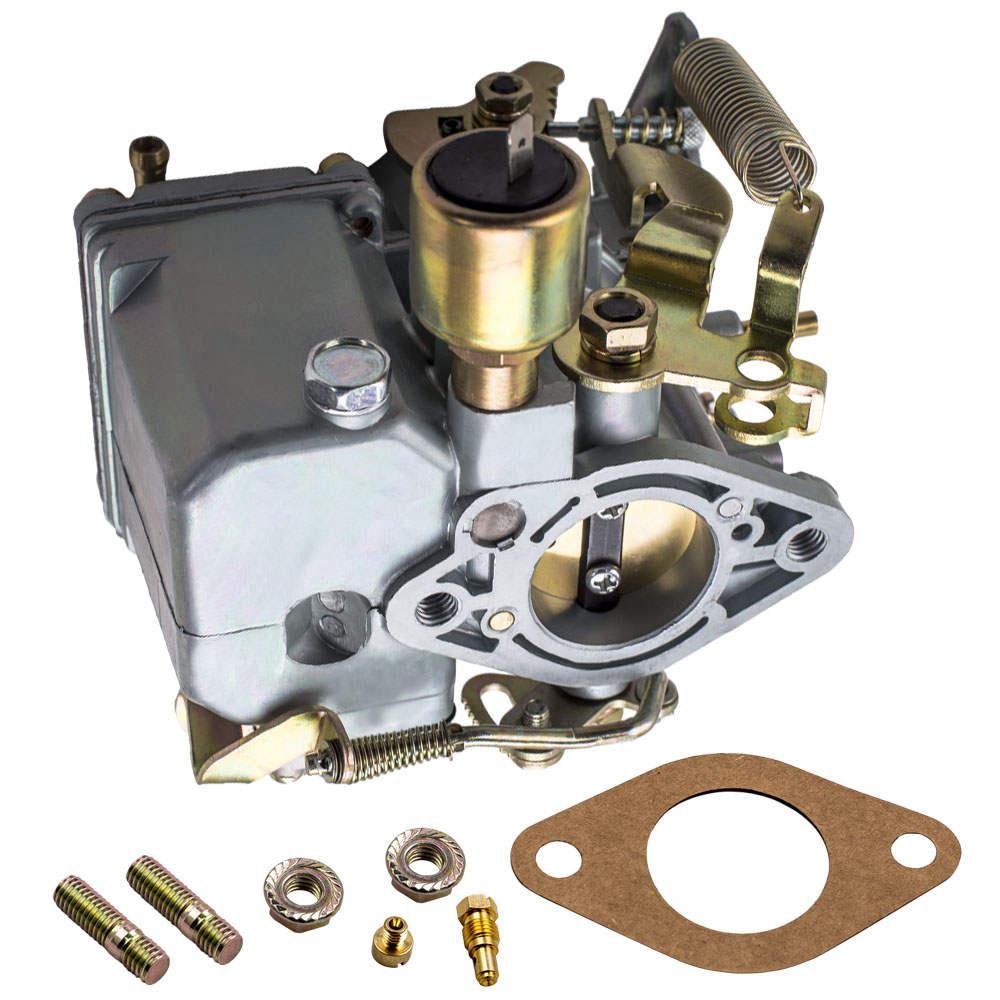 Carburador Carby carb compatible para Volkswagen 1600cc compatible para VW Beetle 34 PICT-3113129031 K