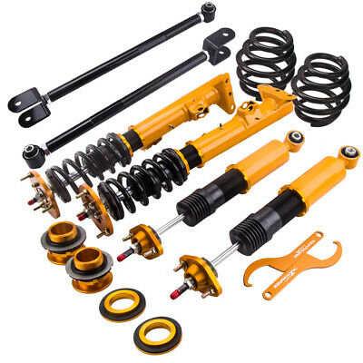 Adjustable Coilover Shock Absorber Strut for BMW E36 316 318 320 328 + arms