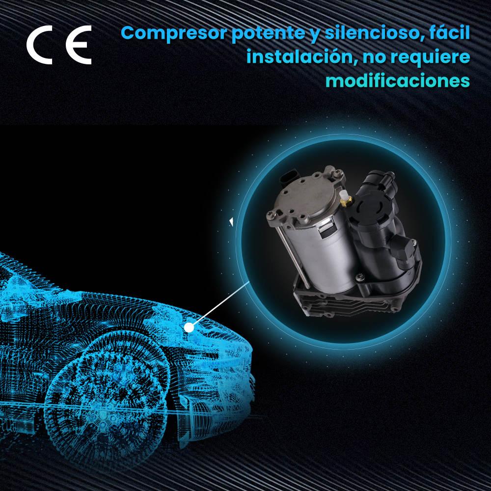 Bomba de compresor de suspensión neumática para Range compatible para Rover Sport 2005-2013 LR023964 AMK