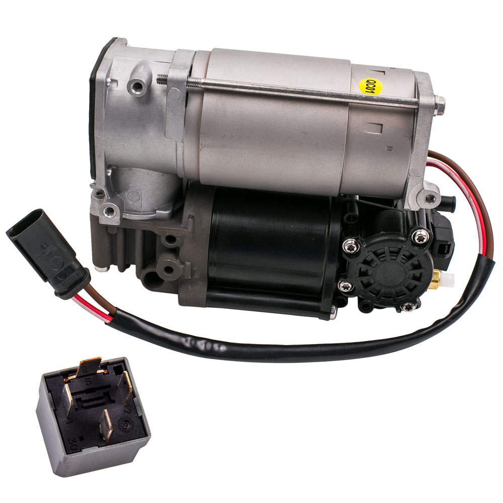 Fit Mercedes E350 W212 C207 2010-2014 Airmatic Suspension Air Compressor Pump