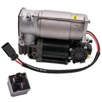 For Mercedes E 350 4MATIC Sedan 2010-2012 Air Suspension Compressor Pump