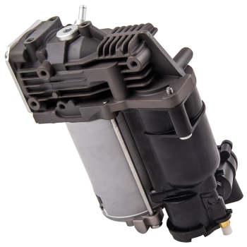 Air Suspension Compressor Pump For BMW X5 X6 2007-2014