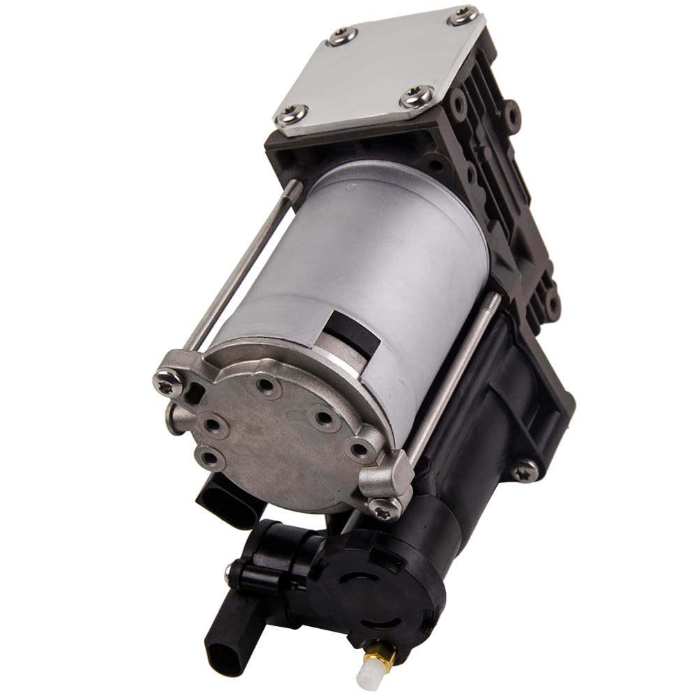 Compatible para BMW X5 E70 X6 E71 E72 Air Suspension Compressor Pump WITH REALY 37206799419