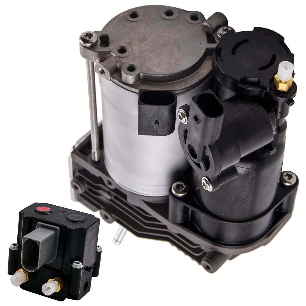 Air Suspension Compressor Pump For BMW X5 X6 2007-2014