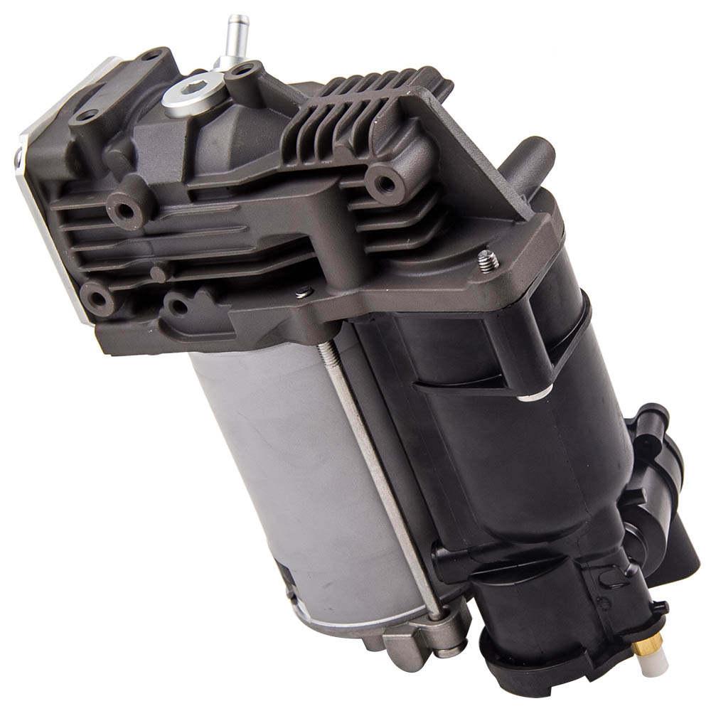 2x for BMW X5 X6 E70 E71 E72 suspension pneumatique arrière + 1x Compresseur