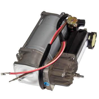 Air Suspension Compressor Pump for BMW X5 E53 2000-2006 SUV Rear Leveling New
