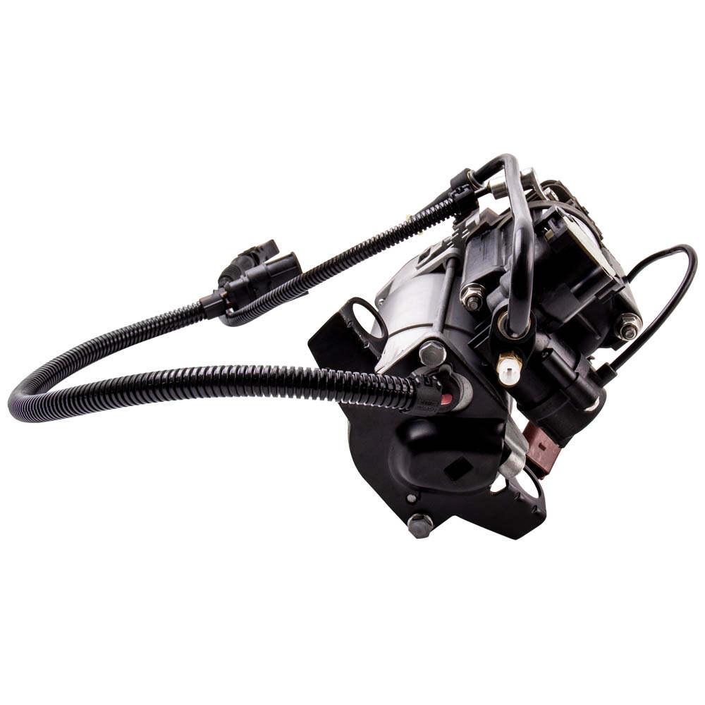 For Audi A8 Quattro S8 Front Left Strut Suspension w/ Air Compressor Pump Kit