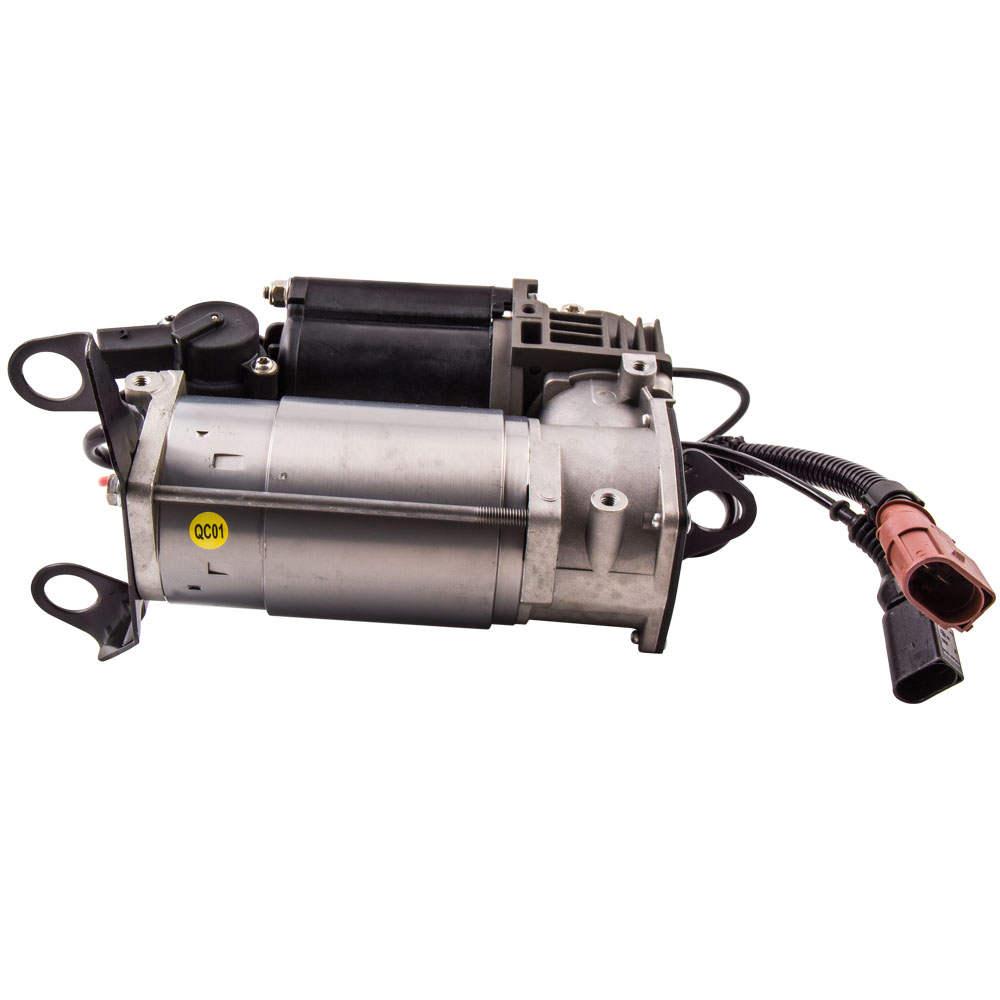 Air Suspension Compressor Air Pump 4F0616006A 4F0616005E For Audi A6 C6
