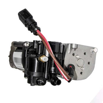 Air Suspension Compressor Pump 4H0616005C + relaly For Bentley Mulsanne 2011 2015