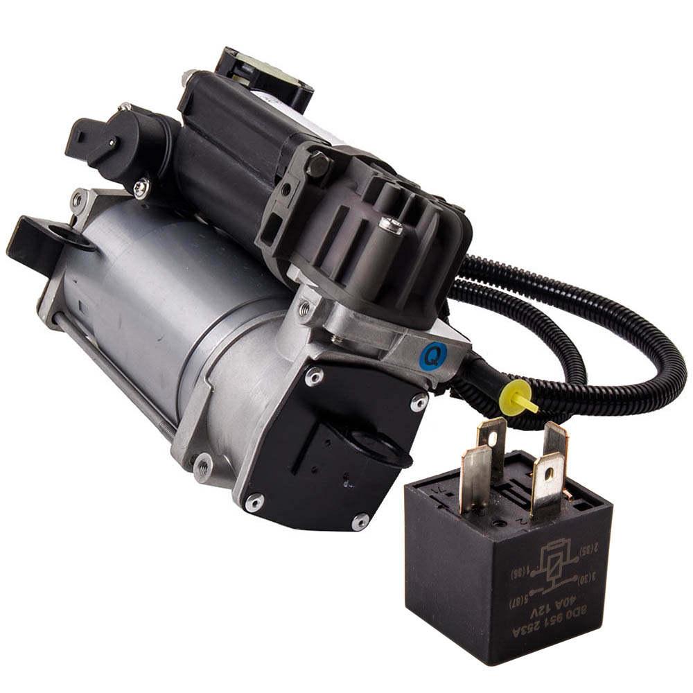 Air Suspension Compressor Pump For Audi A6 C5/4BH Allroad 2000-2005 4Z7616007A