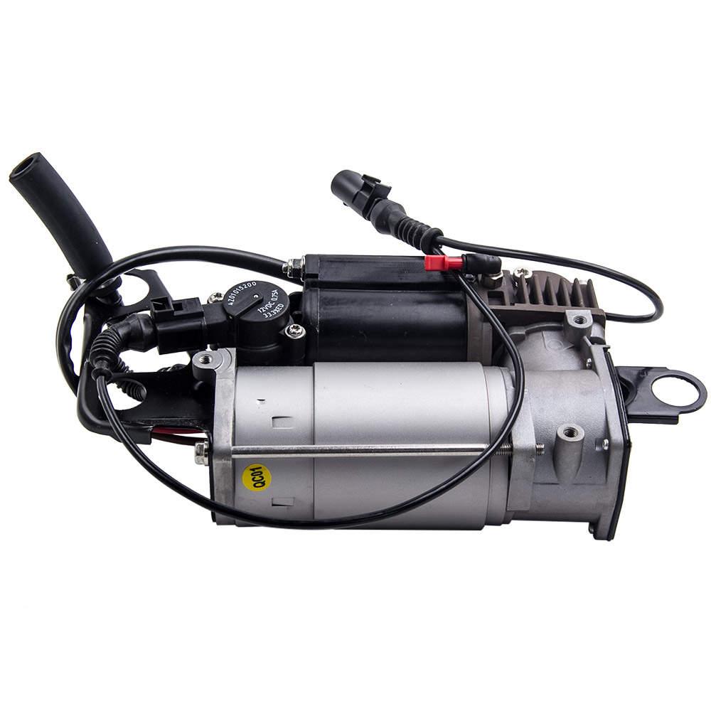Suspensión De Aire Compresor Bomba compatible para Audi Q74L/4LB, compatible para Porsche Cayenne 955/9PA