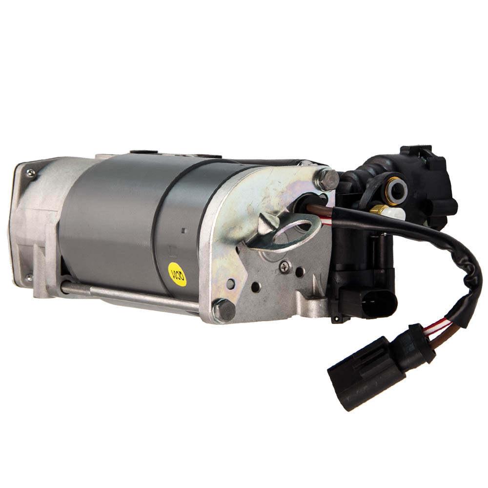 Air Suspension Air Compressor Pump For C2C27702 Jaguar XJ8 X350 X358 w/ Dryer