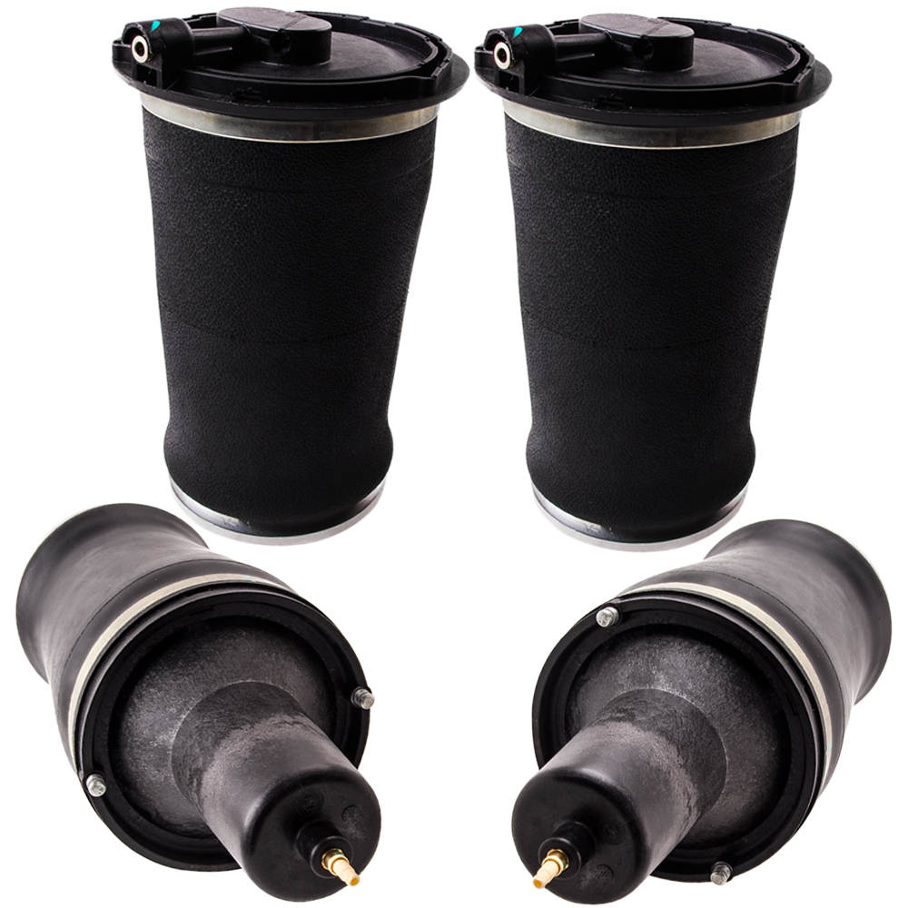 4x Front Rear Air Suspension Spring Bag For Land Rover Range Rover P38 4.6  4.0