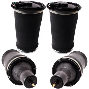 For Land Rover Range Rover P38 4.6  4.0 Front Rear Air Suspension Spring Bag 4pcs
