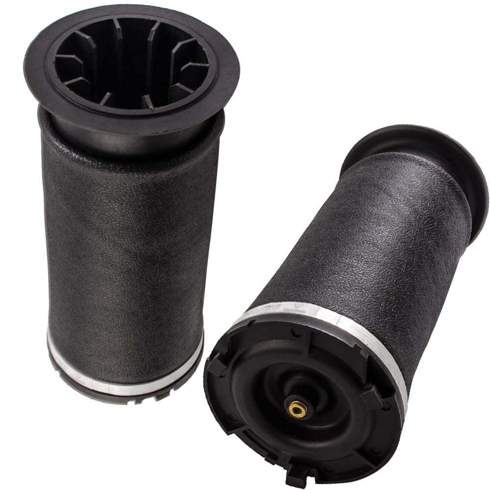 2 Pcs Air Suspension Spring Bag For Hummer H2 2003-2009 Rear Air Shock Absorber