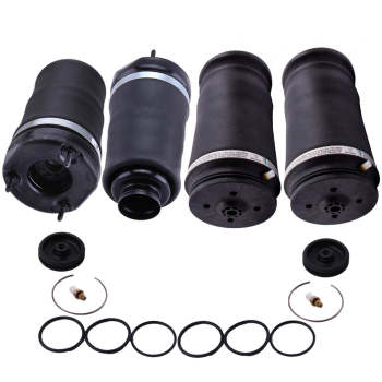 4pcs Rear  Front Air Spring Bags Shock Strut for Mercedes-Benz GL 450 550 X164