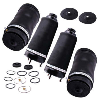 4×Air Suspension Spring Bag Bellows Front and Rear For MERCEDES R CLASS W251 V251