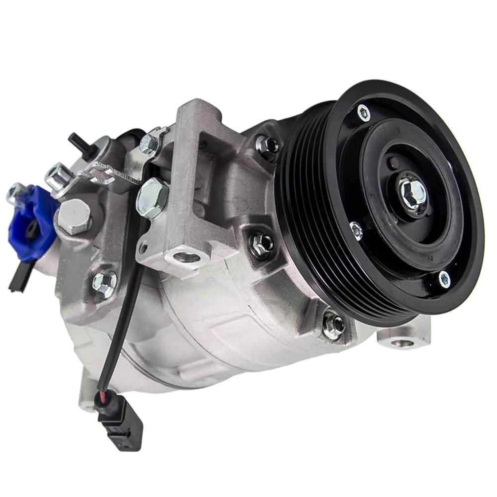 Compresor aire acondicionado compatible para Audi A4 b6 8E a6 c6 4F compatible para Seat EXEO 1.6 1.8 1.9