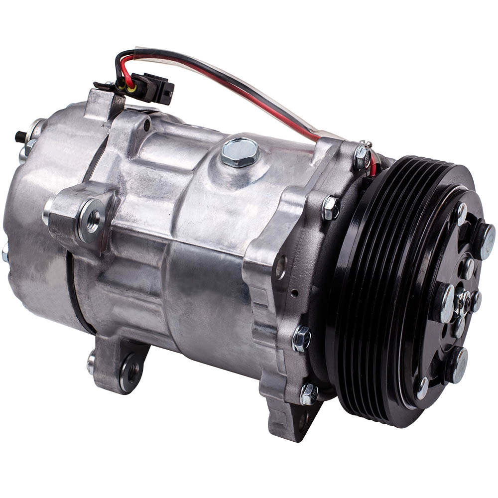 Air Conditioning Compressor For VW Transporter Caravelle T4 7D0820805K