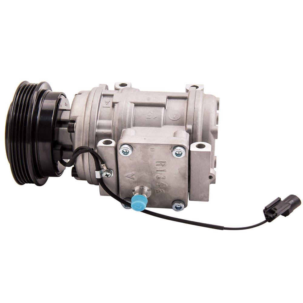 Air Conditioning Compressor fit Toyota Landcruiser HDJ100 4.2L 1HZ 00 -07 AID
