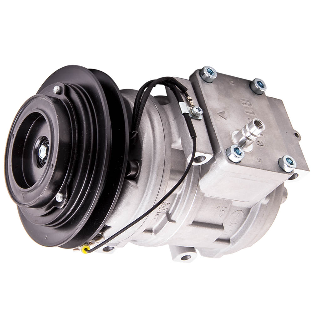 A/C Conditioning Compressor Pump For Toyota Landcruiser HDJ100 HDJ78 HDJ79 4.2LD