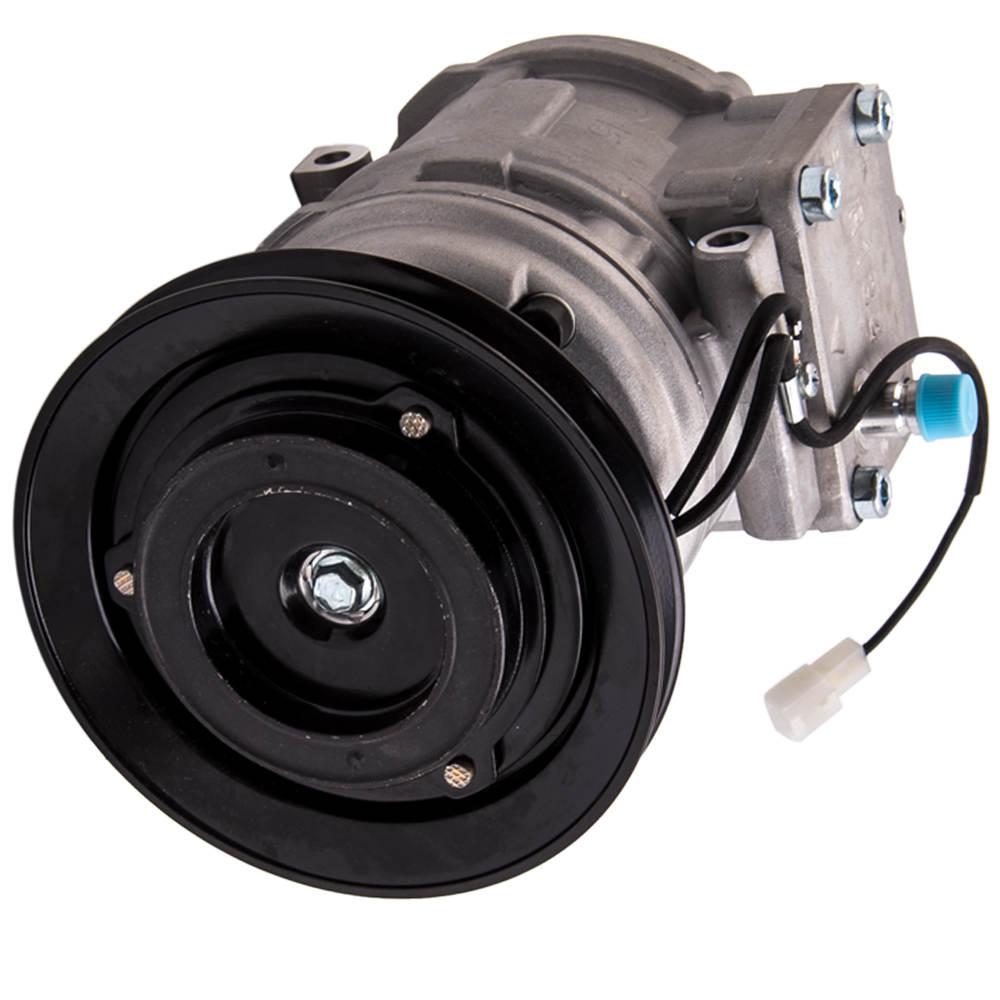 Compresor aire acondicionado compatible para Toyota Landcruiser HZJ105 4.2L Diesel 1HZ A/C