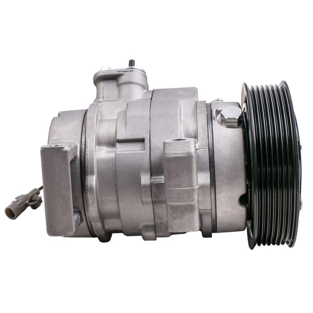 Compresor aire acondicionado compatible para Toyota Hilux KUN16R KUN26R 1KD-FTV 3.0L 10S11C