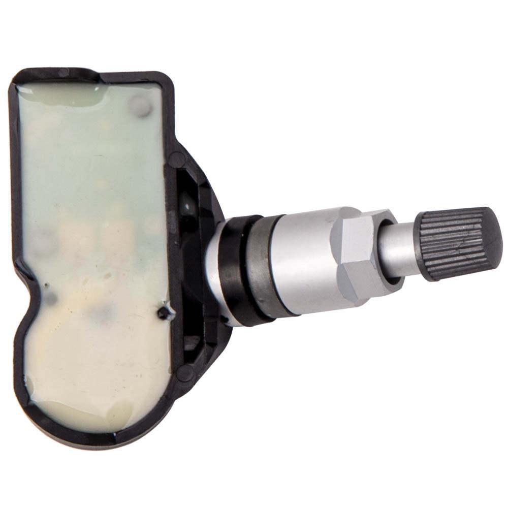 4pcs TPMS Sensor de presión de neumáticos para Skoda VW Porsche Audi 5Q0907275B