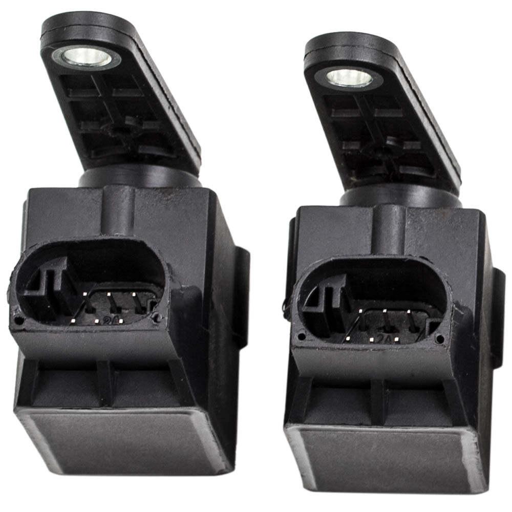 Sensor de nivel de altura de xenón 4PC para Mercedes S E SLK 0105427717 CLARO
