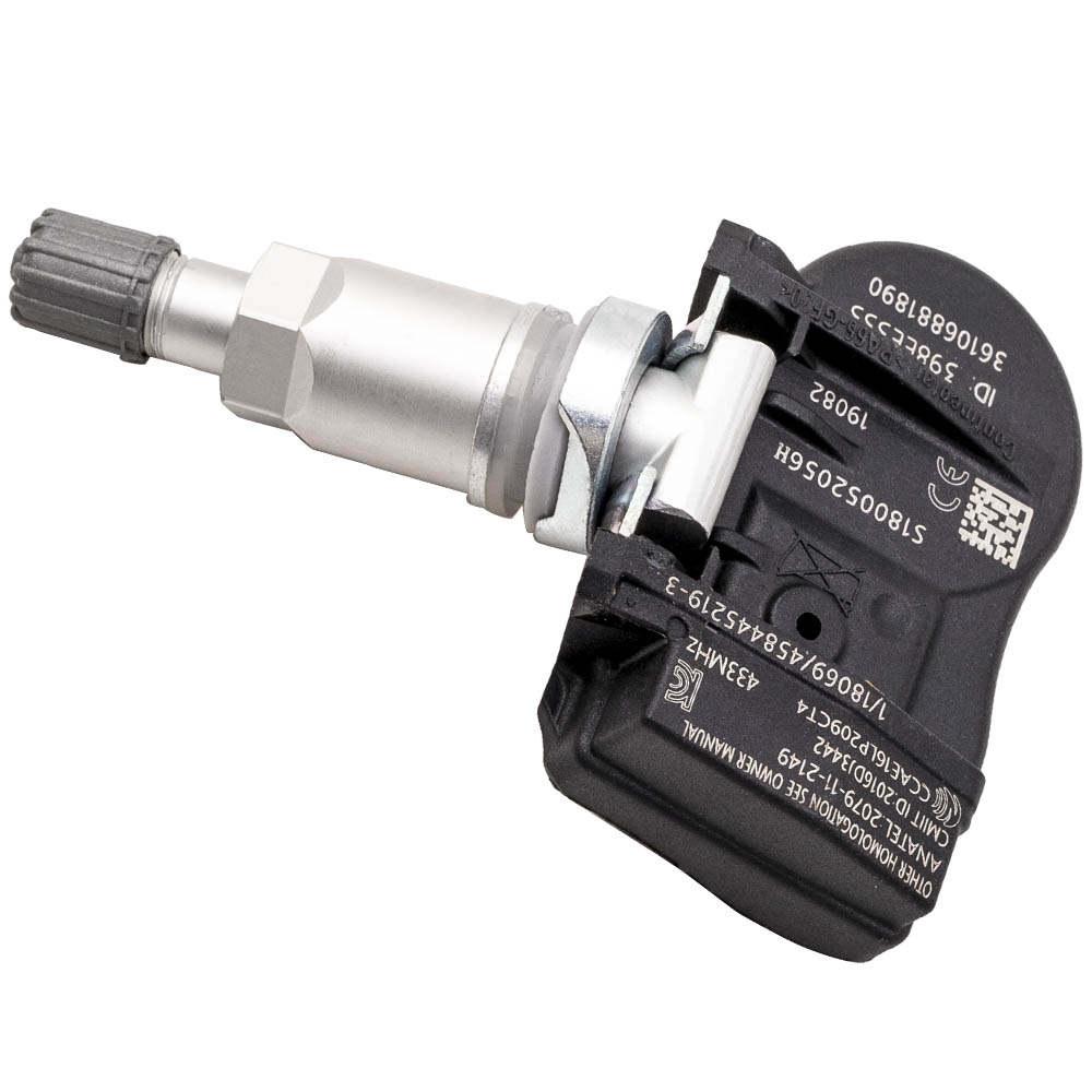 Para BMW F20 F21 F30 F32 F34 F36 F45 F46 Mini F55 4 pcs Pressure Sensores TPMS