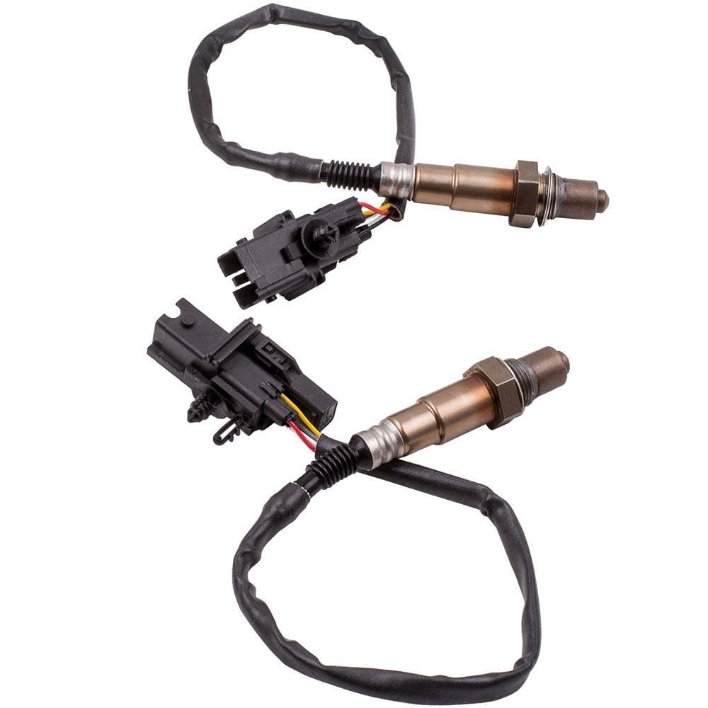 4pcs O2 Air Fuel Ratio Oxygen Sensors for NissanTitan V8-5.62004-2006