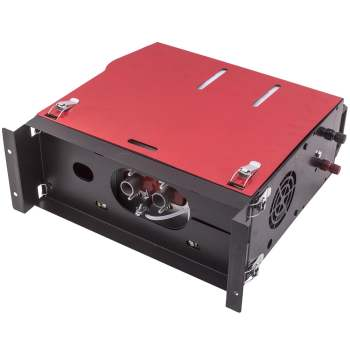 12V 2KW-5KW Diesel Air Heater All in One w/ 1 Hole LCD Display for Pickup SUV